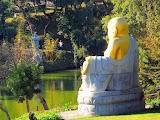 Сад Будд