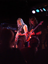 Photo: Steve Morse and Dave LaRue