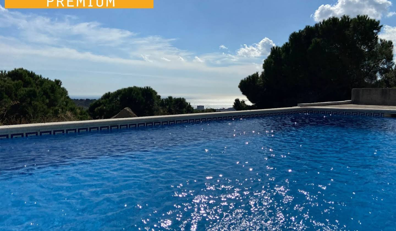 Maison avec piscine et terrasse Badalona