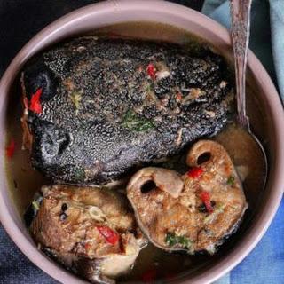 Catfish Soup Recipes.