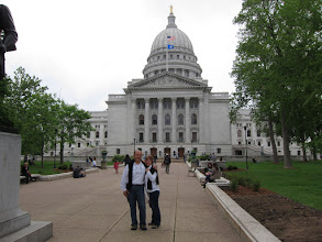 Photo: Capitol @ Madison (Wisconsin)