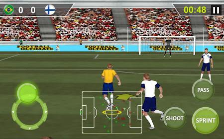 Ultimate Football Real Soccer 2.3 screenshot 964655