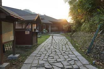 Photo: 除了星期一其他日子只有咖啡屋開放!感覺沒啥意義的古蹟~這樣的房子日本到處都有啊。