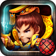 The god of the Three Kingdoms card for android