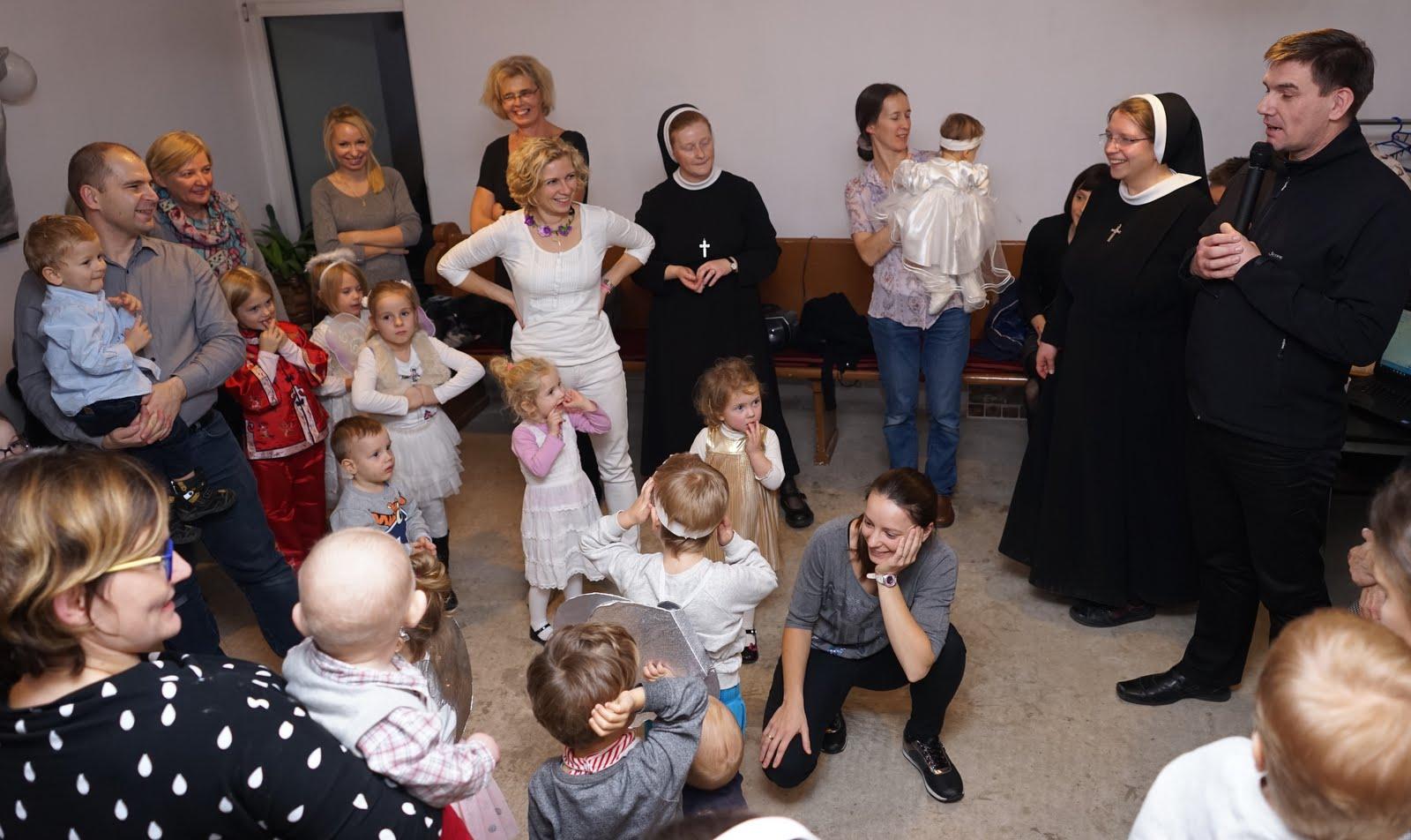 Bal Wszystkich Świętych w parafii Zwiastowania Pańskiego
