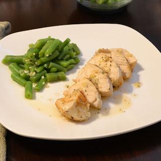 Agave Garlic Chicken Recipe