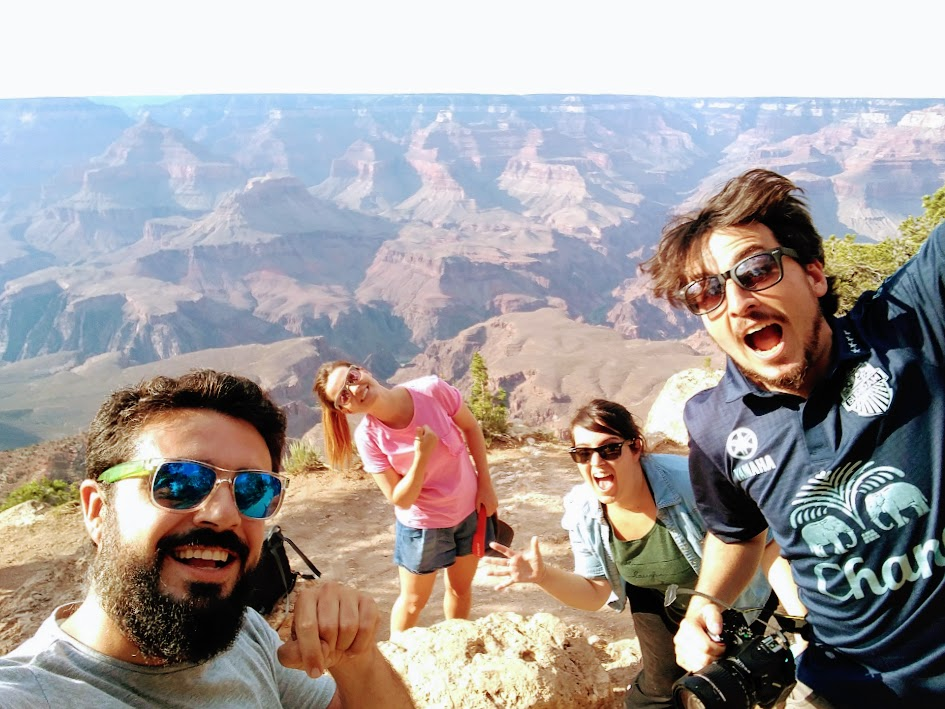 visitar el grand canyon
