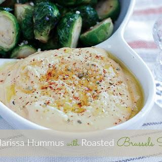 Spicy Harissa Hummus.
