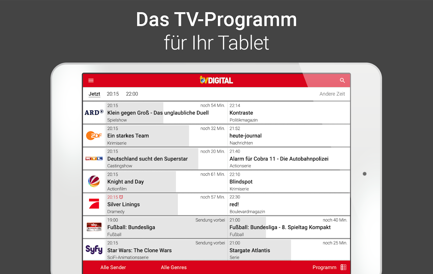 Tv Programm Digital
