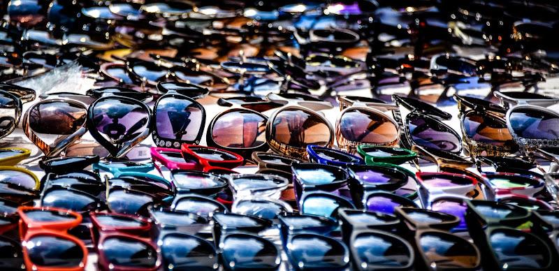 Occhiali da Sole di Paolo Scabbia