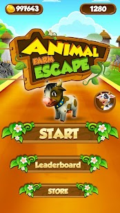 Animal Farm Escape 3D - náhled
