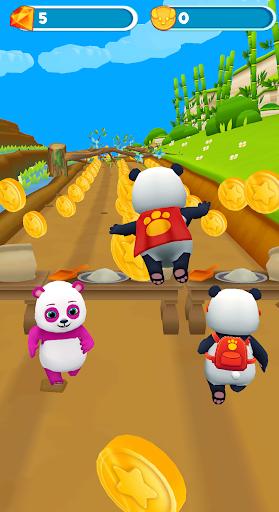 Baby Panda Run 1.2.15 screenshots 6