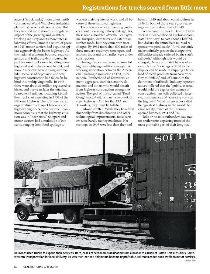 Classic Trains- screenshot
