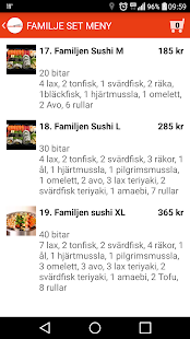 Number 1 Sushibar- screenshot thumbnail