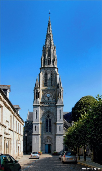 La basilique Notre Dame de Délivrance