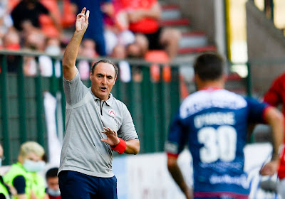 """Yves Vanderhaeghe annonce du changement dans son équipe: """"Il va nous apporter de l'expérience"""""""