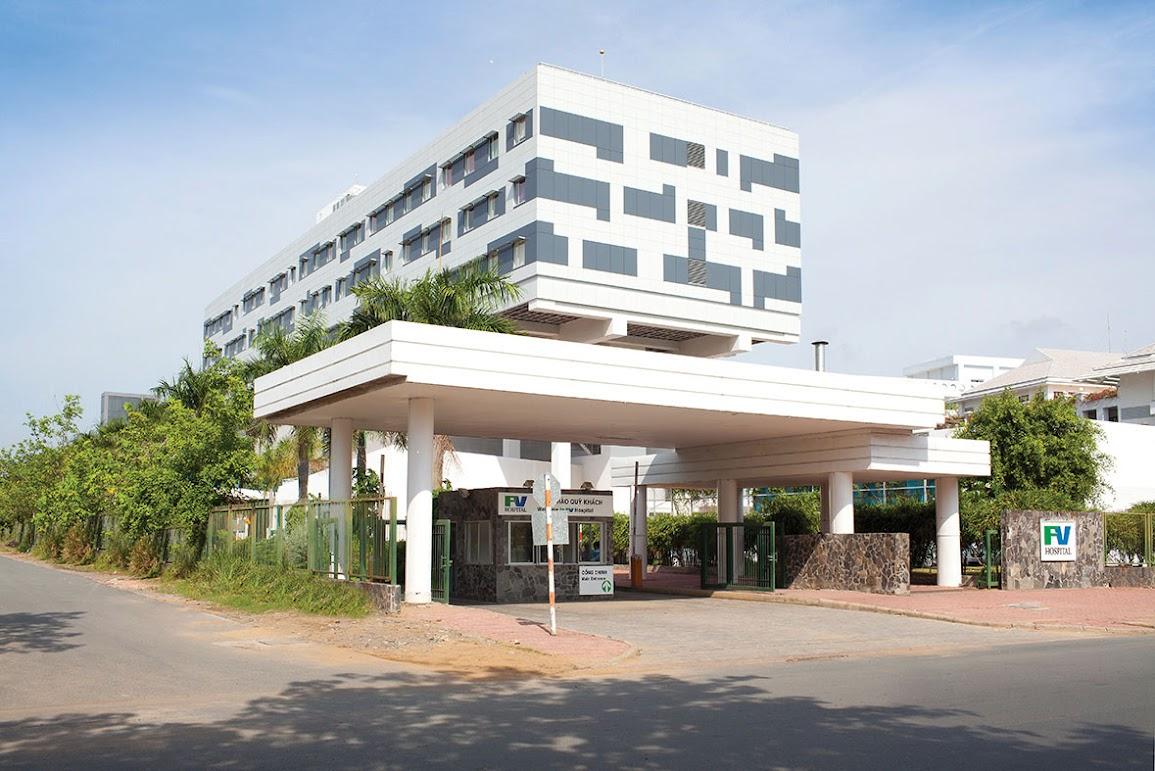 bệnh viện Pháp Việt - Phú Mỹ Hưng