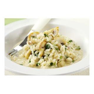 Chicken-Mushroom Risotto.