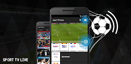 Download SPORTS TV LIVE APK latest version app by Intro Production