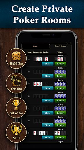 Pokerrrr2: Poker with Buddies - Multiplayer Poker 3.8.10 screenshots 3
