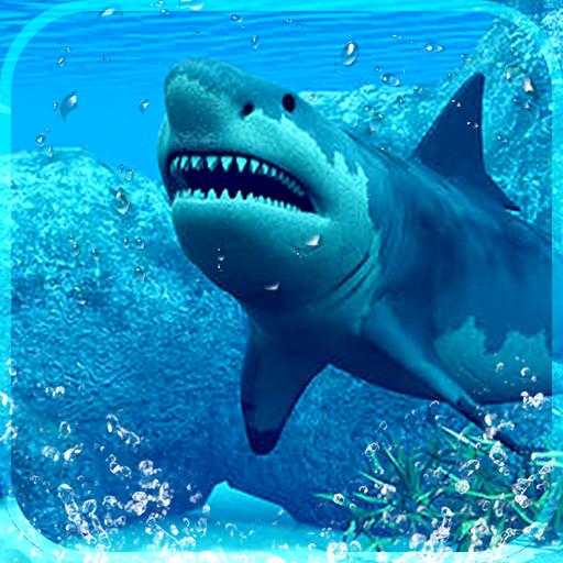 Shark Live Wallpaper 3D Koi HD Background 2018