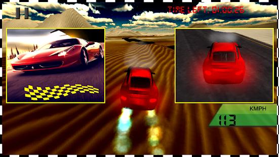 Death Car Moto Race: 3D Racing screenshot