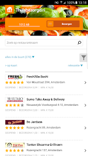 Thuisbezorgd.nl - Order food screenshot 00