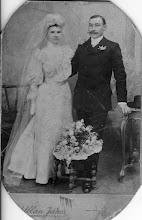 Photo: Seffer Liza-Róza, Boszi Ferenc, 1900-as évek eleje, Nagymegyer