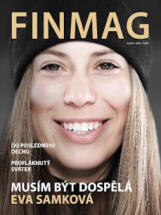 Časopis Finmag - náhled