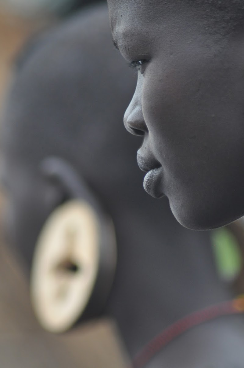 donna etiope di bennardo