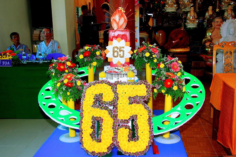 Lễ Kỷ niệm Chu niên lần thứ 65 GĐPT Từ Ân (1952-2017)