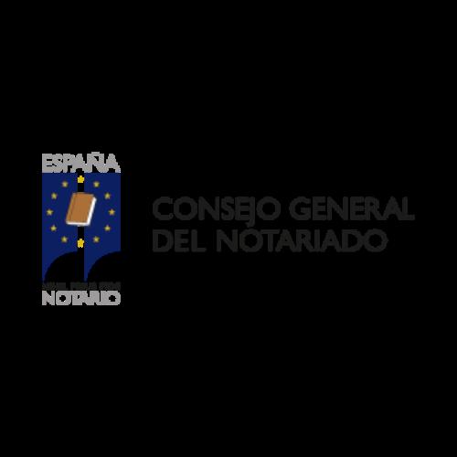 Logo Consejo General Notariado