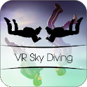 Skydiving Virtual Reality 360º icon