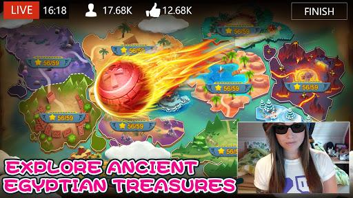 Marble Dash-Jungle Marble Game 1.1.431 screenshots 16