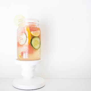 A Traditional Twist On Lemonade.