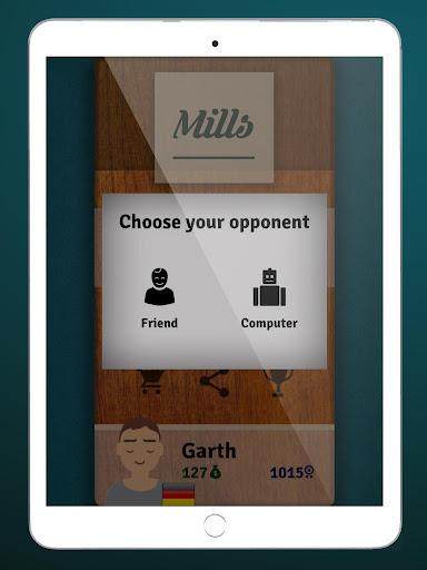 Mills | Nine Men's Morris - Free online board game screenshots 24