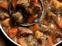 Savory Beef Stew Recipe