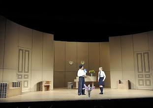 Photo: DAS KONZERT von Herrmann Bahr. Wiener Akademietheater - Premiere 7.2.2015. Inszenierung: Felix Prader. ReginaFritsch, AlinaFritsch. Copyright: Barbara Zeininger