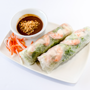Fresh Roll with Shrimps ( 1pc )
