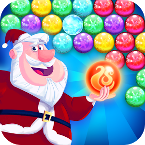Bubble Shooter Santa for PC and MAC