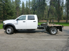 Photo: New Truck RAM 5500 Basic...