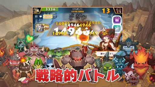 CrusadersAttack:BOOST 1.0.25 screenshots 3