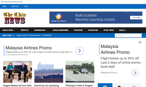 The Chin News  screenshots 1