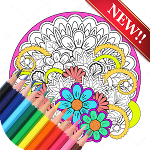 Best Coloring Book And Mandala For Adults Kids