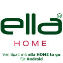 ella HOME to go icon