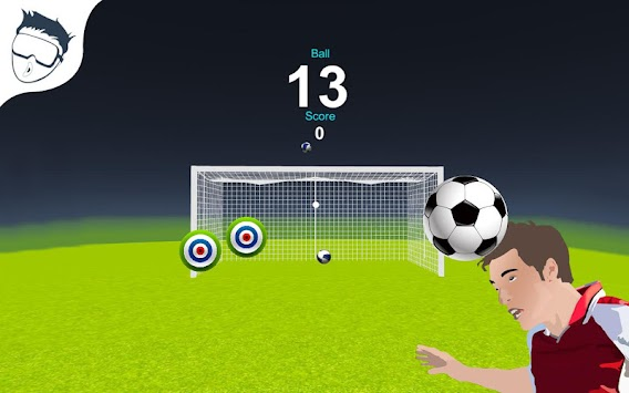 VR Soccer Header apk screenshot