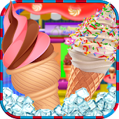 Ice Cream Maker Shop