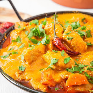 Easy Chicken Curry – Even in a Hurry