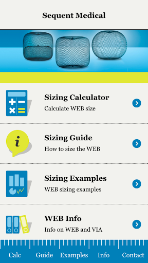 WEB Sizing Guide