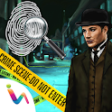 Crime Case Investigation Games icon
